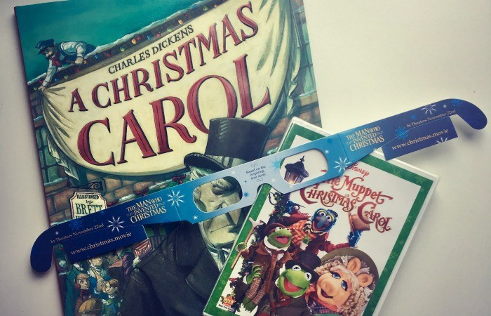 Win A Great Family Prize Pack Celebrating 'The Man Who Invented Christmas'
