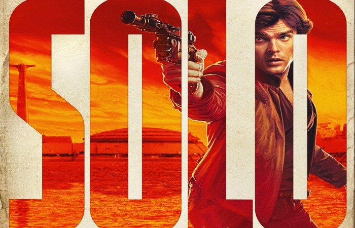 Check Out The Teaser Trailer For SOLO: A Star Wars Story !