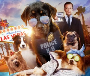 Enter To Win 4 Tickets To See The Premiere of 'Show Dogs' At The TCL Chinese Theater!