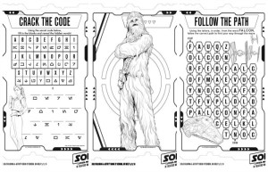 Celebrate #MayTheFourth With These 'SOLO: A Star Wars Story' Coloring Sheets!