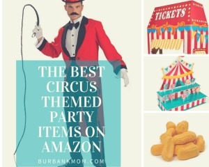 The Best Circus Themed Birthday Party Items On Amazon!