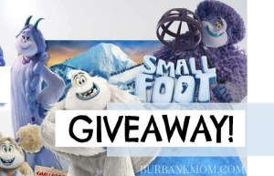 Enter To Win A Family Pack Of 5 Tickets To See 'Smallfoot' This Saturday!