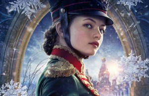 Enter To Win A Four Pack Of Tickets To see Disney's The Nutcracker & The Four Realms, Right Here At Walt Disney Studios!