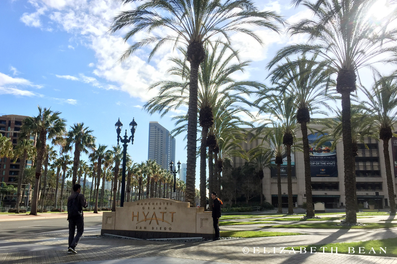 Hotel Review :: San Diego's Manchester Grand Hyatt