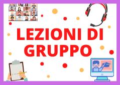 Lezioni di gruppo spagnolo