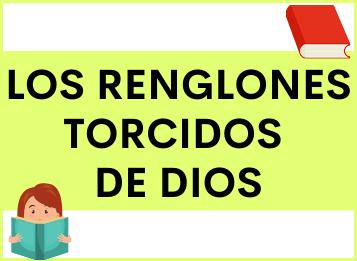 Los Renglones Torcidos De Dios spagnolo