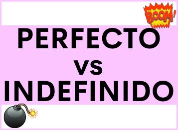 Differenze tra Pretérito PERFECTO COMPUESTO e Pretérito INDEFINIDO