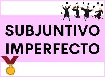 Subjuntivo imperfecto en español