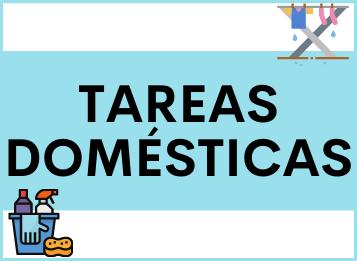 Hablar de las TAREAS DOMÉSTICAS en español