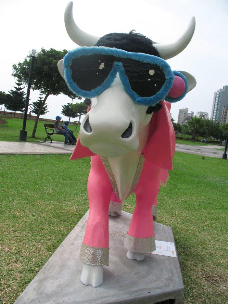 Alguito del Cow Parade :) (2/5)