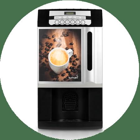 Máquina de café Burbujeo para empresas y centros de trabajo en Zamora