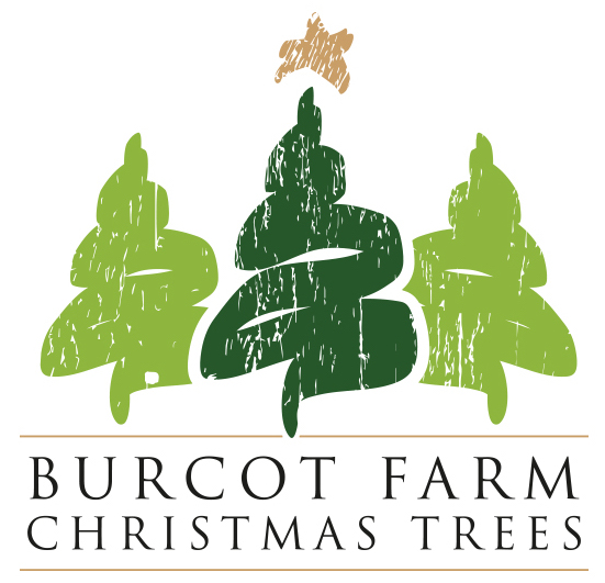 Burcot Farm Christmas Trees logo