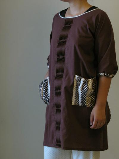 Kappogi Japanese Apron Sewing Projects Burdastyle Com