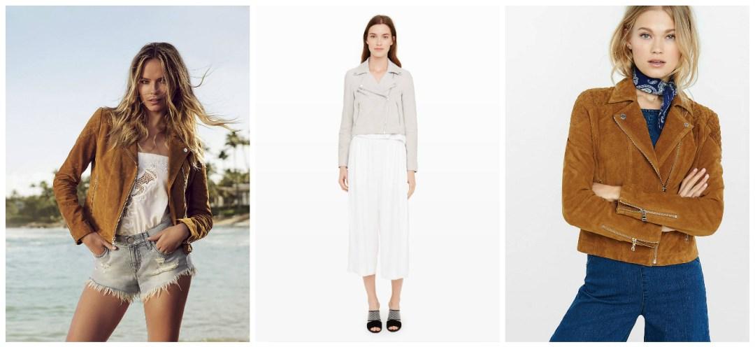 С чем носить замшевую куртку: 27 модных идей