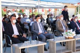 Yenilikçi Ar-Ge odaklı endüstriyel ürün tasarım atölyesi törenle açıldı