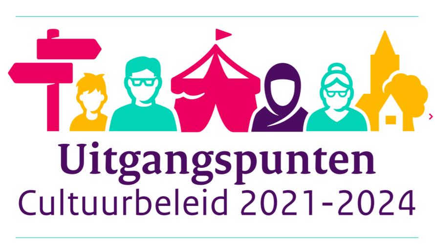 Uitgangspunten Cultuurbeleid 2021-2024