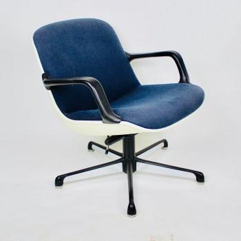 Steelcase Strafor lounge by Randall Buck 1975