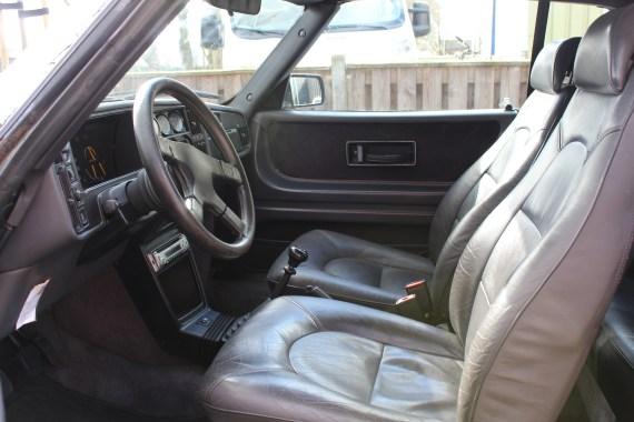 Saab 900 Turbo 16V Cabriolet '90