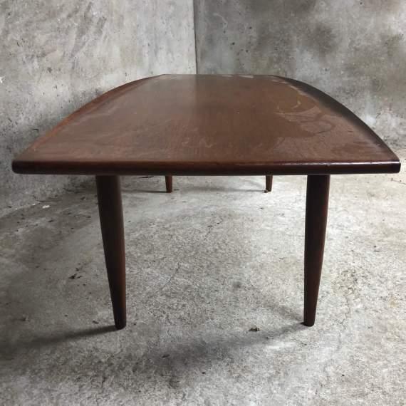 Vintage Coffee Table Grete Jalk Glostrup Denmark