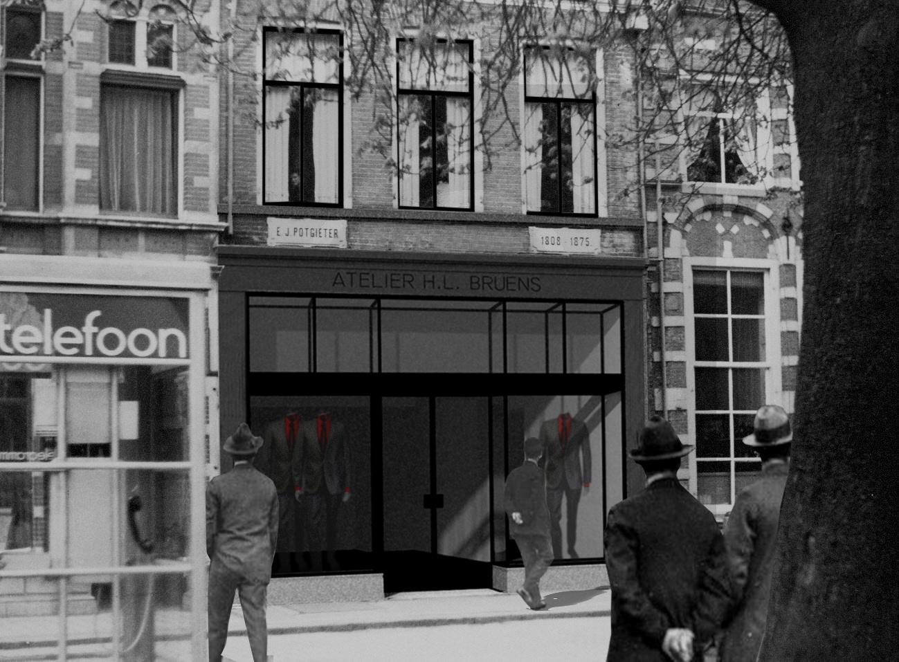 Hugo Boss Store Zwolle