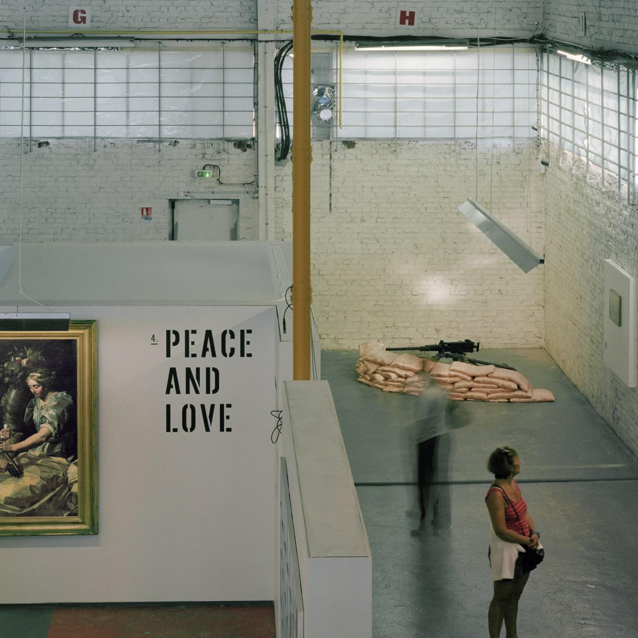 L'art à l'épreuve du monde