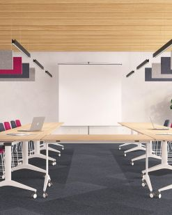Kasbergen A+P TANGO meeting & conference tables FLIP-TOP