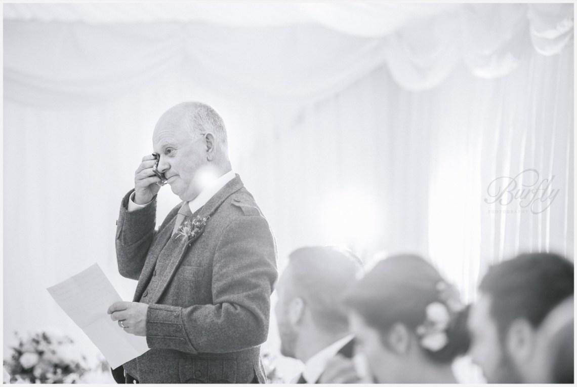 The Burn House Edzell Wedding 78