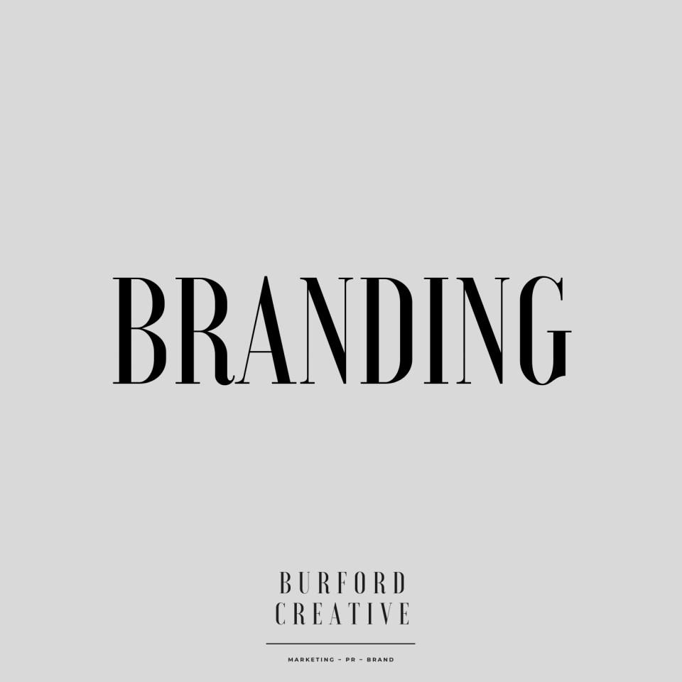 Branding by Burford Creative