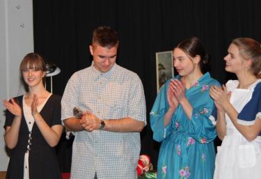 Theater & Spendenlauf-Erlös Dez 2019 26