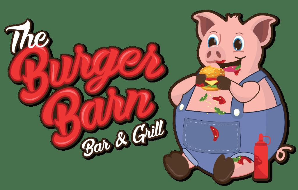 The Burger Barn Bar & Grill logo