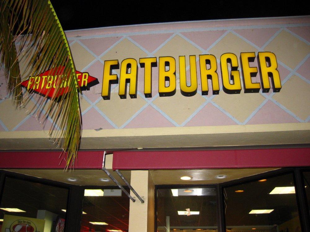 Fatburger in South Beach
