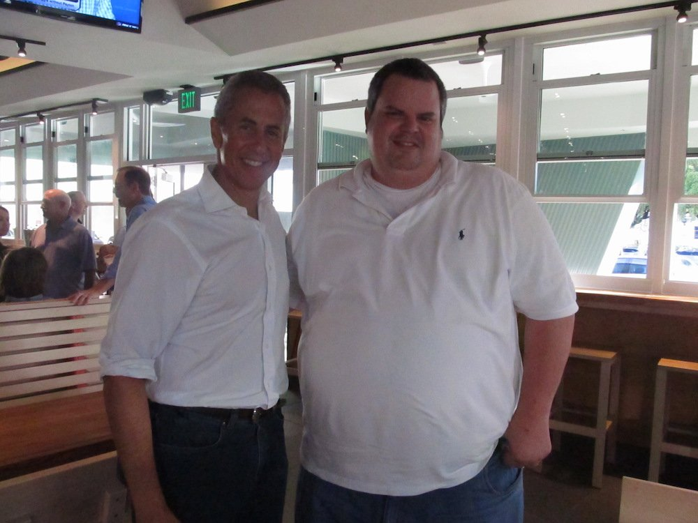 Shake Shack Founder Danny Meyer & Burger Beast