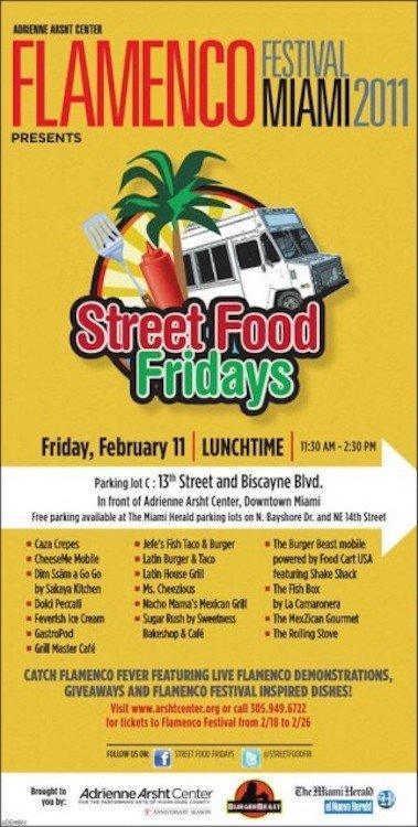 Street Food Fridays February 2011