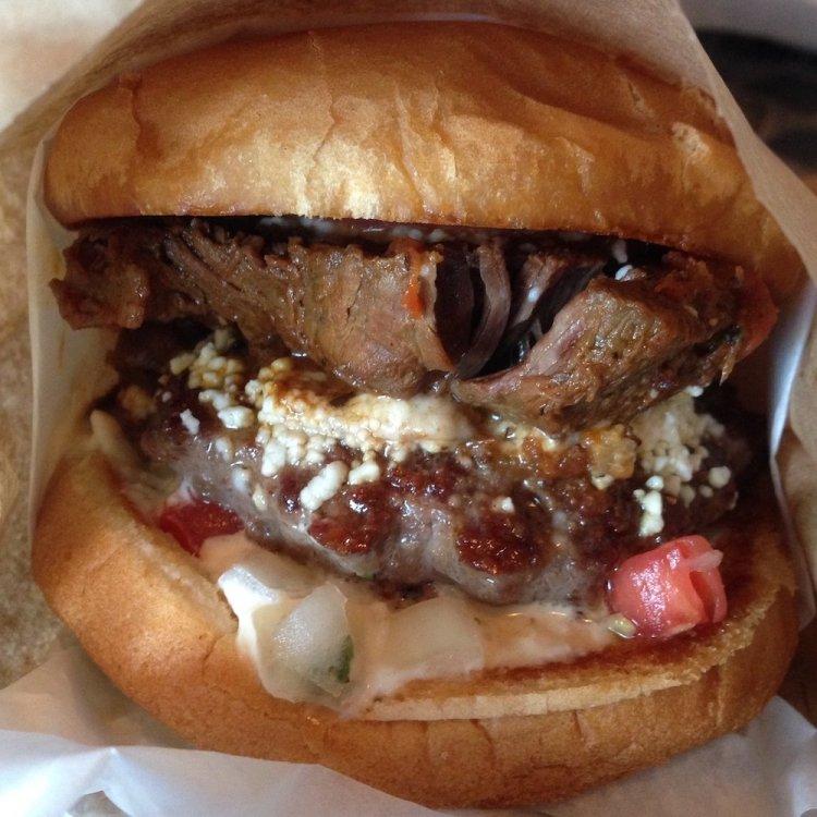 La Raza Burger