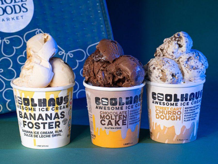 COOLHAUS Ice Cream Pint Trio