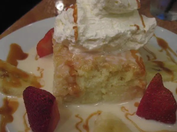 Puerto-Rican Tres Leches