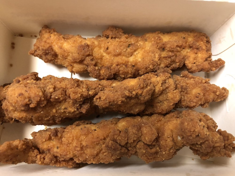 PDQ Trio of Tenders