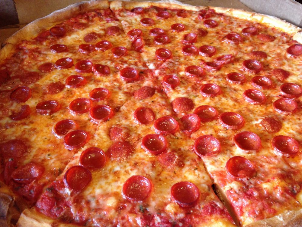 Pizza Johny's Pepperoni Pizza in Kendall, Florida