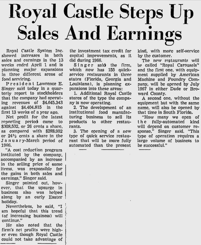 The Miami News - April 24th, 1967
