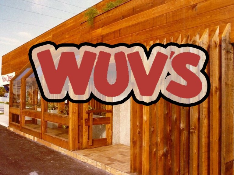 Wuv's Hamburgers, A Late Great Burger Chain