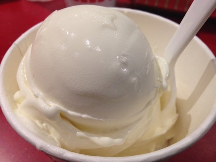 Freddy's Frozen Vanilla Custard