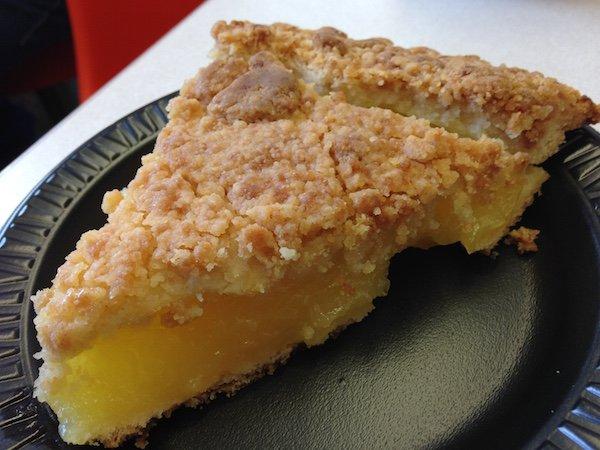 House-made Key Lime Pie