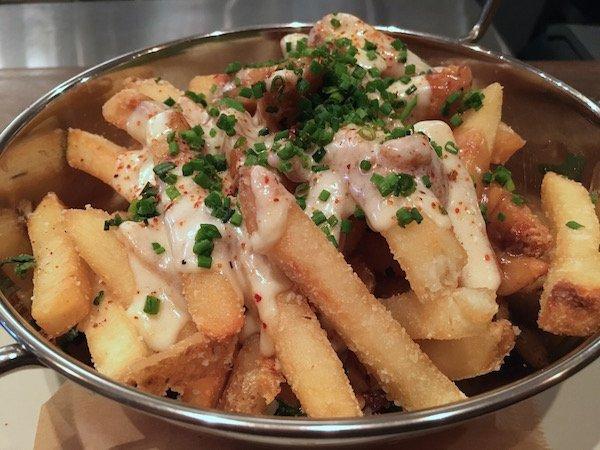 Disco Truffle Fries