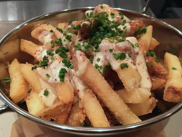 Disco Truffle Fries
