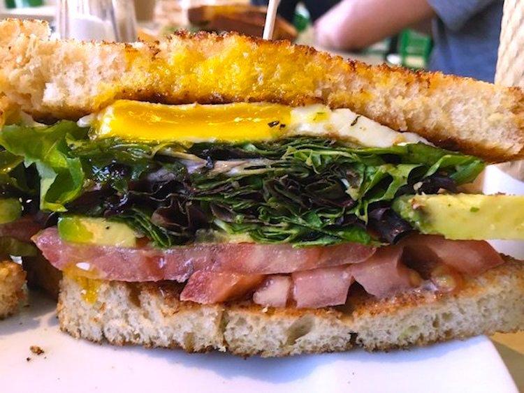 Bake Shack California Sandwich
