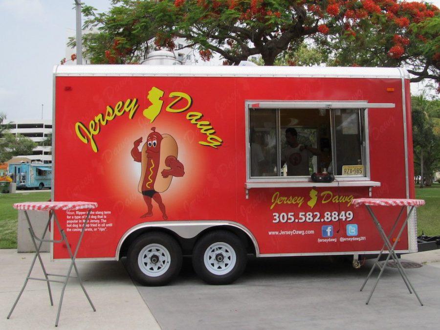 Jersey Dawg Food Truck