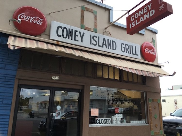 Coney Island Grill – St. Petersburg, Florida