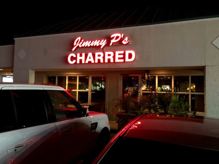 Jimmy P's Charred – Naples, Florida