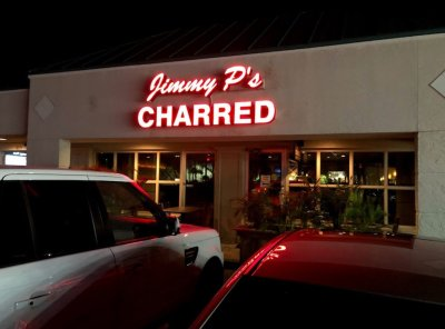 Jimmy P's Charred for Wagyu Burgers, Steaks & more