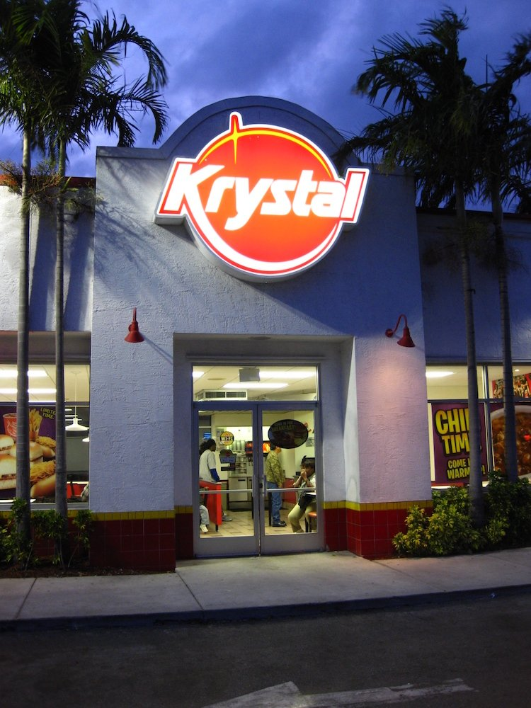 Krystal in Ft. Lauderdale